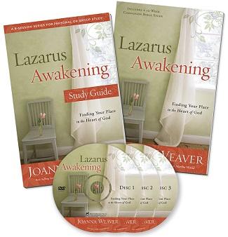 Lazarus Awakening DVD Study by Joanna Weaver