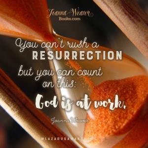 Lazarus Awakening - Rush a Resurrection